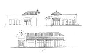 Building C & F