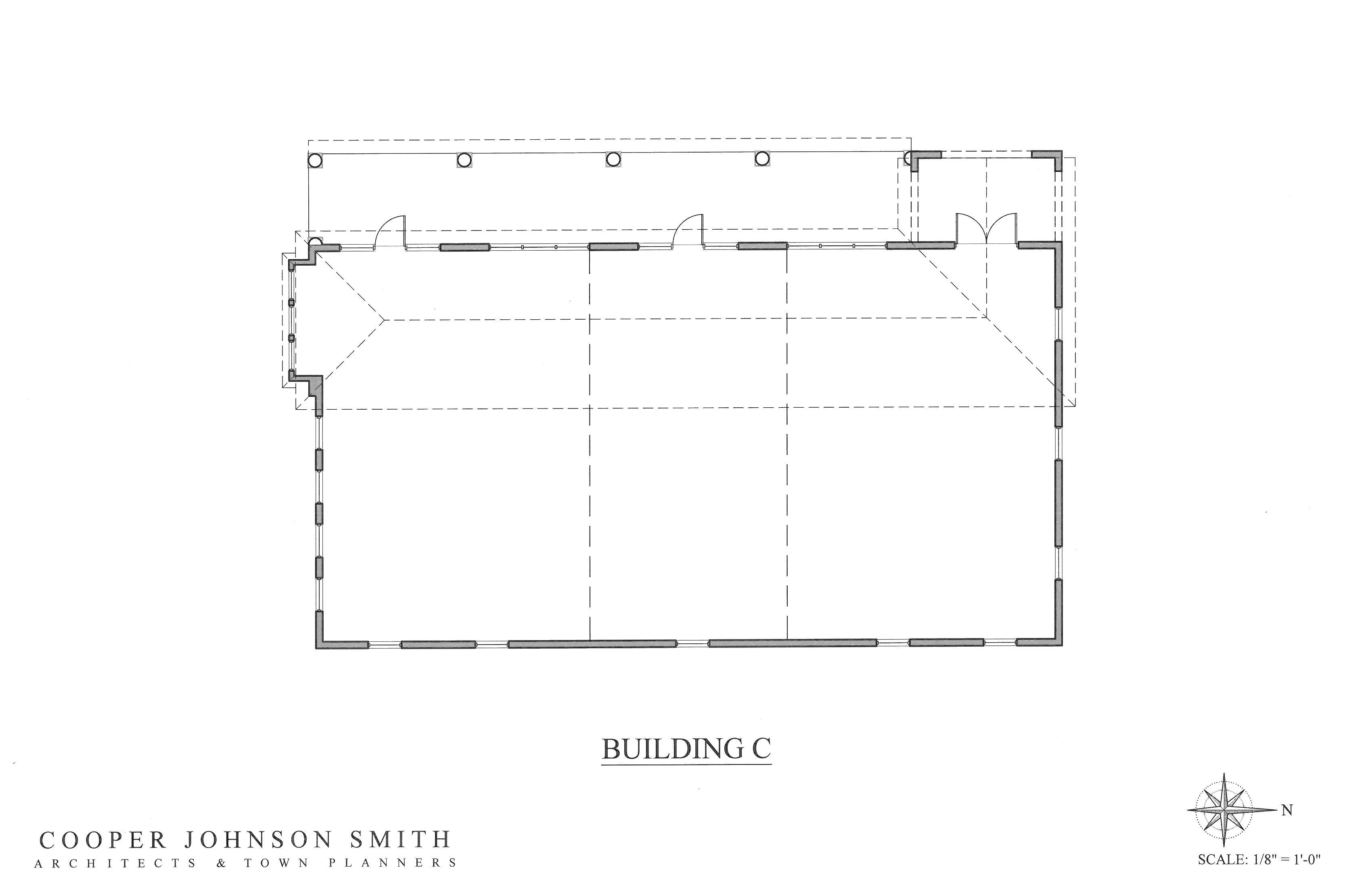 Restaurant retail tampa palms professional center for Building site plan